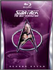 Star Trek: The Next Generation: Season 7 [6 Discs] (Blu-ray Disc) (Eng/Fre/Ger/Spa/Japanese/It)