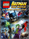 LEGO Batman: The Movie - DC Super Heroes Unite (DVD) 2013