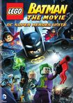 Lego Batman: The Movie - Dc Super Heroes Unite (dvd) 9925602