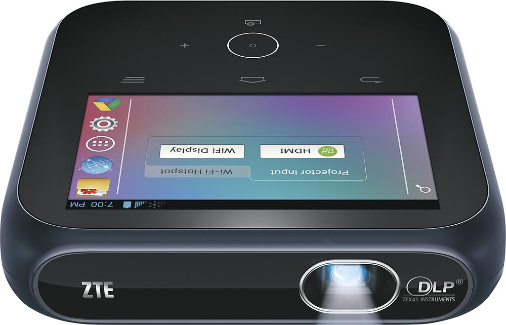 ZTE - Sprint LivePro Projector/Hotspot - Black (Sprint)