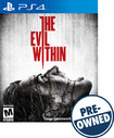 The Evil Within - Pre-owned - Playstation 4