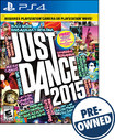 Just Dance 2015 - Pre-owned - Playstation 4