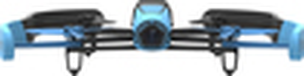 Parrot - Bebop Drone - Blue