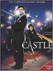 Castle: The Complete Second Season [5 Discs] (DVD) (Enhanced Widescreen for 16x9 TV) (Eng)
