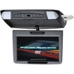 Power Acoustik - Car DVD Player - 16:9 - Gray