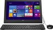 """Dell - Geek Squad Certified Refurbished Inspiron 19.5"""" All-In-One - Intel Celeron - 4GB Memory - 500GB HDD - Black"""