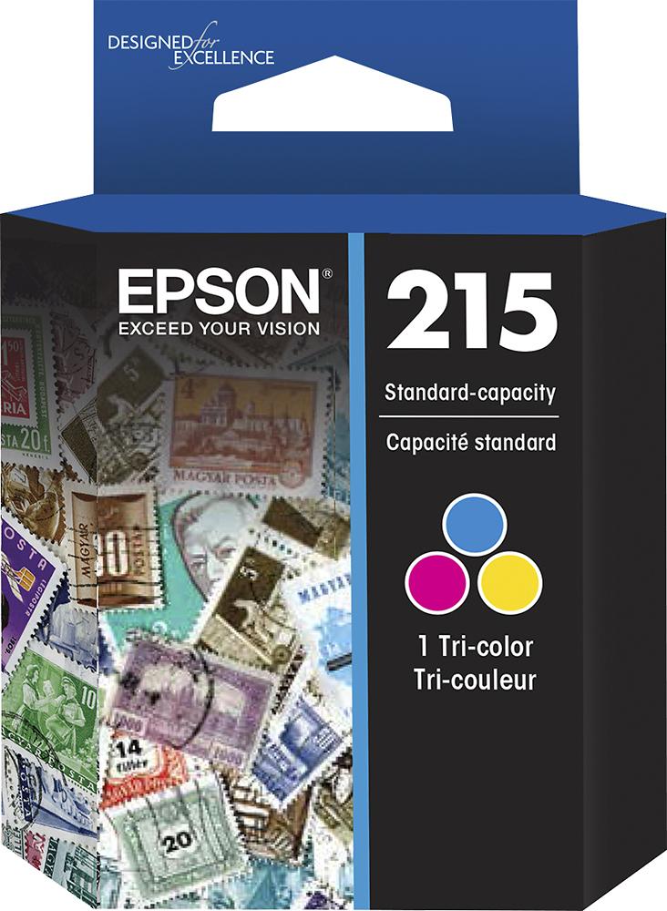 Epson - 215 Ink Cartridge - Cyan/Magenta/Yellow