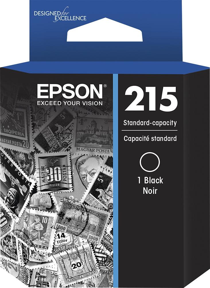 Epson - 215 Ink Cartridge - Black