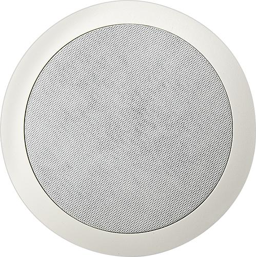 """Klipsch - 6-1/2"""" Architectural In-Ceiling Speaker (Each) - White"""