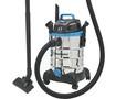 VacMaster - 6 Gal. Wet/Dry Vacuum - Blue