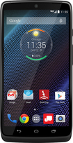 Motorola - DROID Turbo 4G LTE with 32GB Memory Cell Phone - Black (Verizon Wireless)