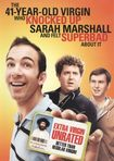 The 41-year-old Virgin Who Knocked Up Sarah Marshall And Felt Superbad About It [unrated] (dvd) 9942477