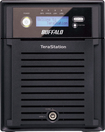 Buffalo Technology - TeraStation ES 4TB 4-Drive Network-Attached Storage - Black