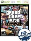 Grand Theft Auto: Episodes from Liberty City — PRE-OWNED - Xbox 360