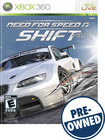 Need for Speed: Shift — PRE-OWNED - Xbox 360