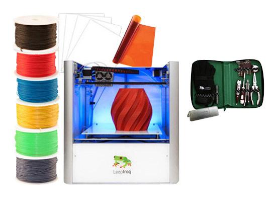 Leapfrog - Creatr 3D Printer - Silver