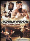 Undisputed III: Redemption (DVD) (Eng) 2010