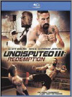 Undisputed III: Redemption (Blu-ray Disc) (2 Disc) (Enhanced Widescreen for 16x9 TV) (Eng) 2010