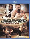 Undisputed Iii: Redemption [2 Discs] [blu-ray/dvd] 9963134