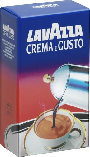 Lavazza - Crema Gusto Ground Espresso - Multi