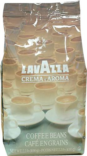 Lavazza - 2.2 Lbs. Crema E Aroma Coffee Beans - Multi