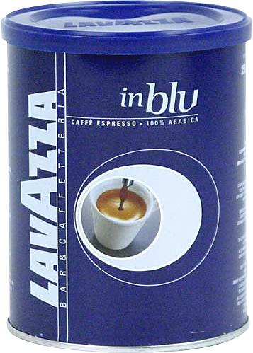 Lavazza - Inblue Ground Espresso - Multi