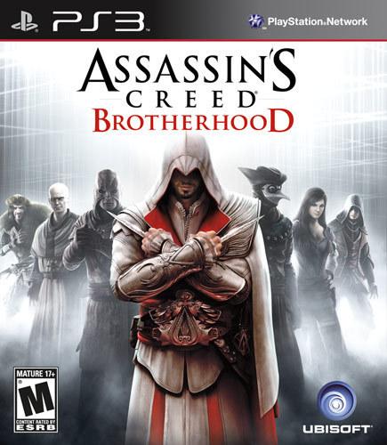 Assassin's Creed Brotherhood - PlayStation 3