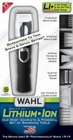Wahl - All-In-One Groomer - Black