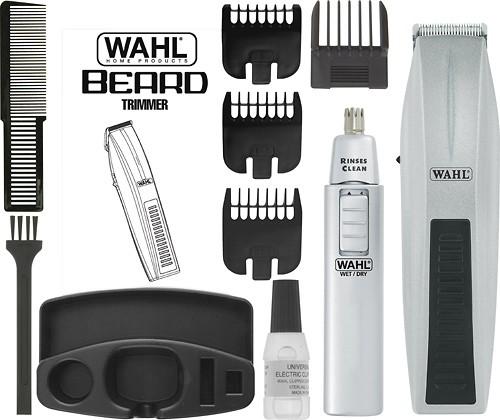 Wahl - Beard Trimmer - Gray