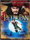 Peter Pan Live! (DVD) 2014
