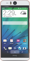 HTC - Desire Eye 4G with 16GB Memory Cell Phone - Black (AT&T)