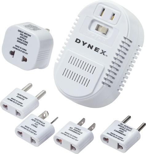 Dynex™ - 1875W Converter/Adapter Set