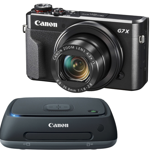 Canon Canon PowerShot G7 X Mark II 20.1-Megapixel Digital Camera ...