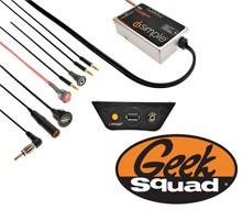 iSimple IS32 Universal Radio Audio Integration Kit & Geek Squad® Installation