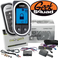 Viper LC3 4708V 2-Way Remote Start & Geek Squad® Installation