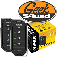 Viper Responder LE 4806V 2-Way Remote Start System & Geek Squad® Installation