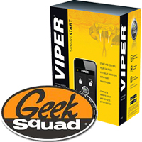 Viper VSS3001 SmartStart Remote Start and Keyless Entry System & Geek Squad® Installation