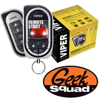 Viper Responder 5904V HD 2-Way Security and Remote Start System & Geek Squad® Installation