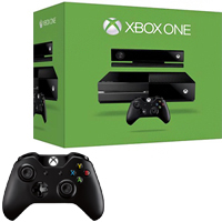 Xbox One Kinect Console Bundle with Forza Motorsport 5 Game & Controller