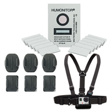 GoPro Motocross Accessory Package