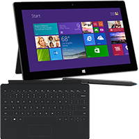 Surface Pro 2 256GB & Touch Cover 2 Package