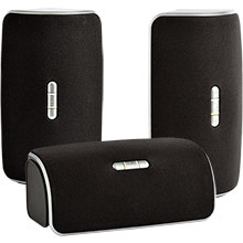 Three Polk Audio Omni S2 Wireless Speakers