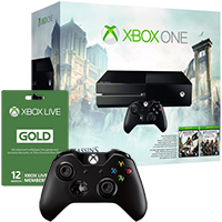 Xbox One Assassin's Creed Bundle with Extra Controller & 12 Months of Xbox Live