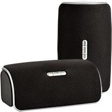 Two Polk Audio Omni S2 Wireless Speakers