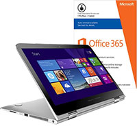 HP Spectre x360 13-4003dx 2-in-1 Laptop & Microsoft Office Package