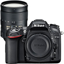 Nikon D7100 24.1MP DSLR Camera (Body Only) & Extra 28–300mm Lens