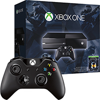 Xbox One Halo: The Master Chief Console Bundle with Extra Controller