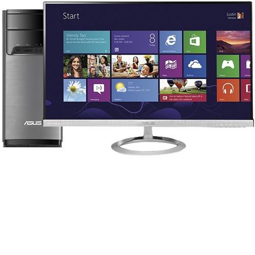 "ASUS M32BF-B03 Desktop & 27"" IPS LED Monitor Package"
