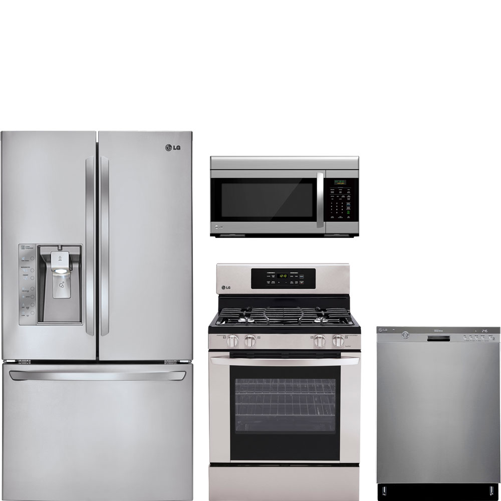 Attractive Pictures Of Lg Kitchen Appliances Packages