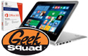 Geek Squad, laptop, Microsoft Office software